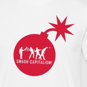 evolution_capitalism4 T-Shirts - Männer T-Shirt