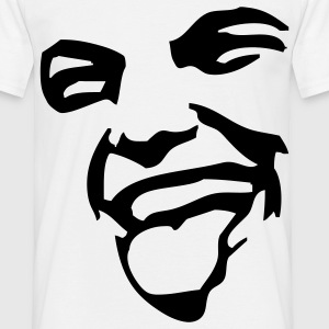 Face T-Shirts - Men's T-Shirt