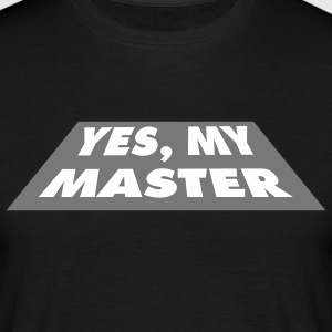 master_quotation_2c T-shirts - Herre-T-shirt