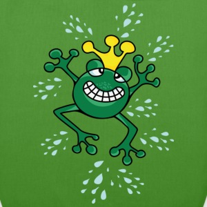 Prince Froggy Bags  - EarthPositive Tote Bag