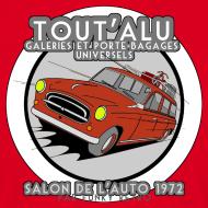Motif ~ 403 TOUT'ALU ROUGE