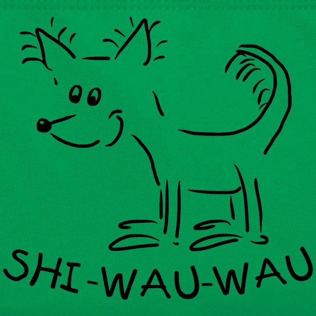 RetroTasche mit Shi-Wau-Wau