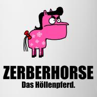 Motiv ~ Zerberhorse Tasse