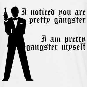 Pretty Gangster Tee shirts - T-shirt Homme