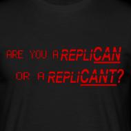 Design ~ RepliCANT