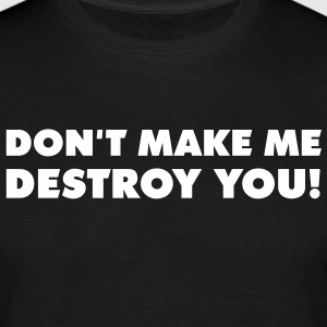 dont_make_quotation_1c T-shirts - Herre-T-shirt