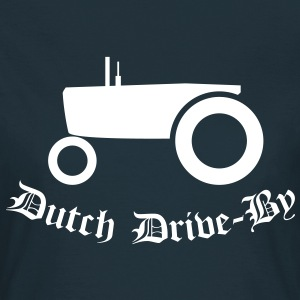 Dutch Drive-by T-shirts - Vrouwen T-shirt