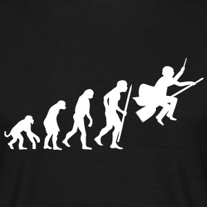 Evolution HP T-Shirts - Männer T-Shirt