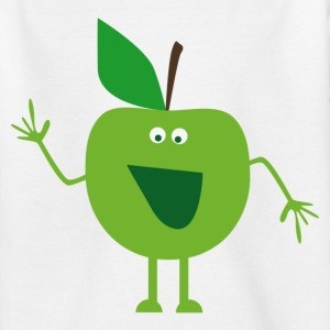 apple - Camiseta adolescente