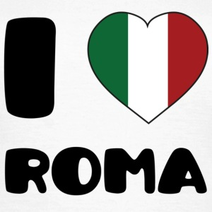 I Love Roma T-Shirts - Frauen T-Shirt