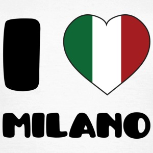 I Love Milano T-Shirts - Frauen T-Shirt