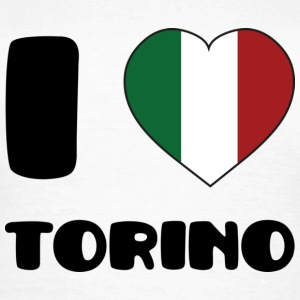 I Love Torino T-Shirts - Frauen T-Shirt