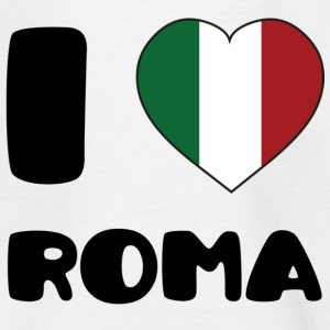 I Love Roma T-Shirts - Teenager T-Shirt