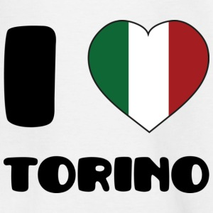 I Love Torino T-shirts Enfants - T-shirt Ado