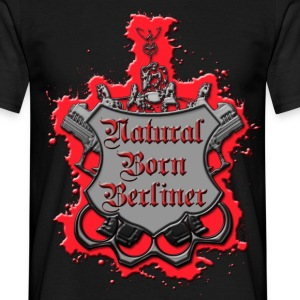 Natural Born Berliner Renew Edition Männer - Männer T-Shirt