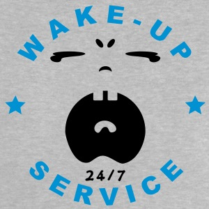 24/7 wake-up-service (Weckdienst, 2c) Baby Shirts  - Baby T-Shirt