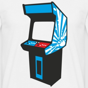 Arcade game - Men's T-Shirt