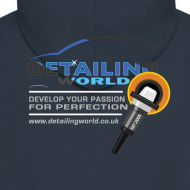 Design ~ Detailing World Hooded Jacket 'Develop Your Passion'