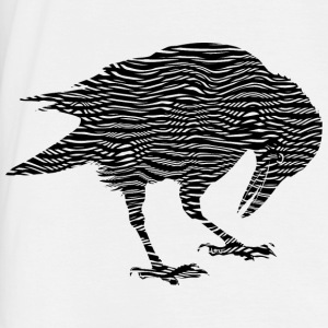 Tangle Crow Low - Men's T-Shirt