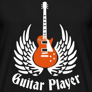 guitar_072011_g_2c T-Shirts - Men's T-Shirt