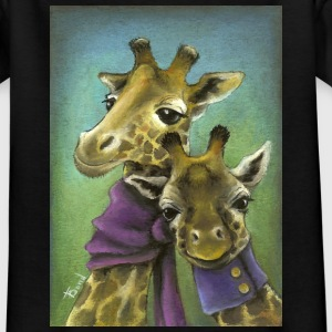 Giraffes - Teenage T-shirt