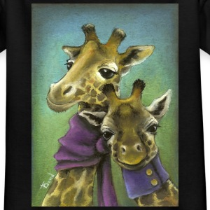 Giraffes - Teenager T-Shirt