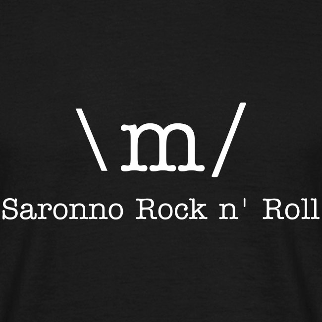 T-shirt Rock and Roll Classica