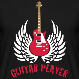 guitar_072011_k_3c T-Shirts - Men's T-Shirt