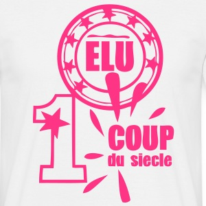 Elu coup du siecle Tee shirts - T-shirt Homme