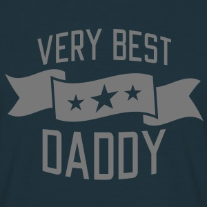 Very best Daddy T-Shirts - T-shirt Homme
