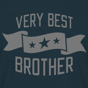 Very best Brother T-Shirts - T-shirt herr