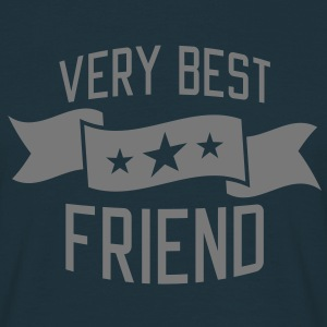 Very best Friend T-Shirts - Mannen T-shirt