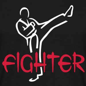 MARTIAL ARTS FIGHTER | unisex shirt - Männer T-Shirt
