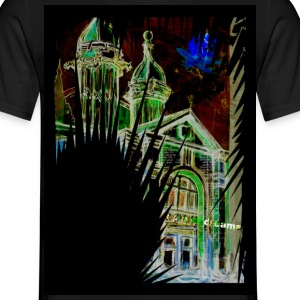 Temple of Dreams - Men's T-Shirt