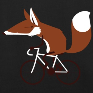 Schwarz Cycling Fox T-Shirts Pullover & Hoodies - Kinder Premium Hoodie