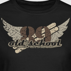 old school light T-Shirts - Frauen T-Shirt