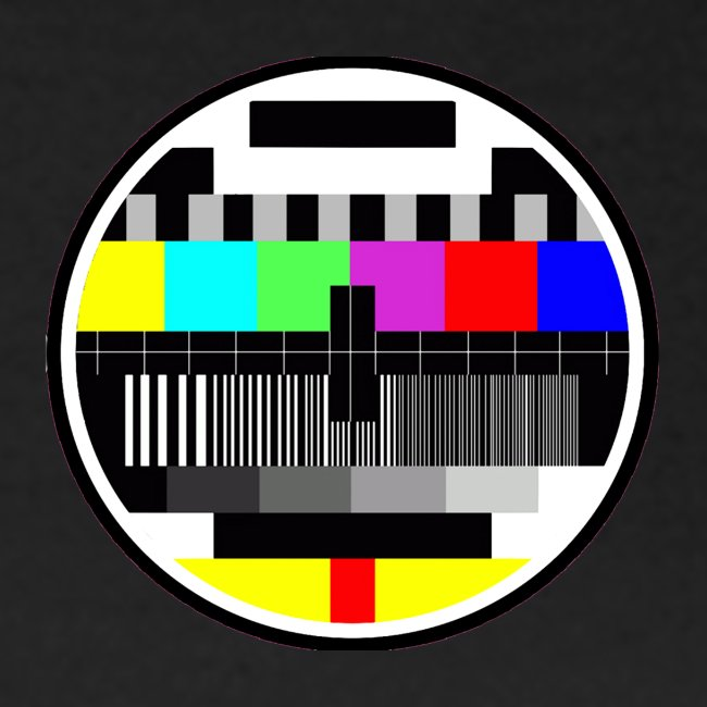 Monoscopio Test Pattern