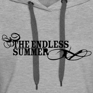 Endless Summer Sweat-shirts - Sweat-shirt à capuche Premium pour femmes