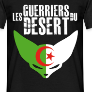 Motif ~ Guerriers du Désert