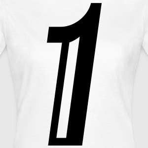 Style Number 1 (1c)++ T-Shirts - Frauen T-Shirt