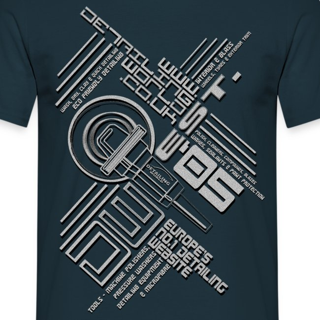 Detailing World 'Tech One' Dual Sided T-Shirt