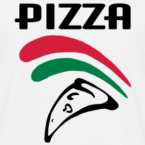 Pizza (3c) Tee shirts - T-shirt Homme