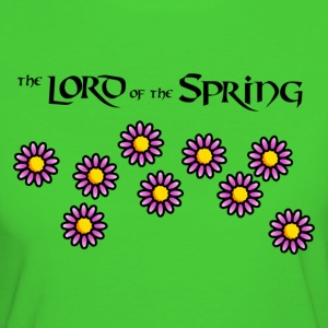 Lord of the Spring T-Shirts - Frauen Bio-T-Shirt