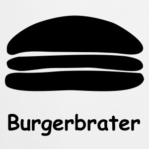 Burgerbrater - Burger King - Tablier de cuisine