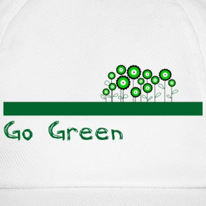 Go Green Caps & Hats - Baseball Cap