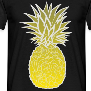 Ananas Tee shirts - T-shirt Homme