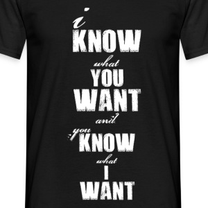 you_know_what Tee shirts - T-shirt Homme