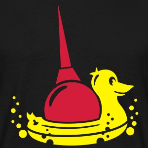 Berlijn - Design - Duck T-shirts - Mannen T-shirt