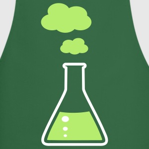 Erlenmeyer Flask - Chemistry  Aprons - Cooking Apron
