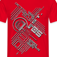 Design ~ Detailing World 'Tech One' T-Shirt